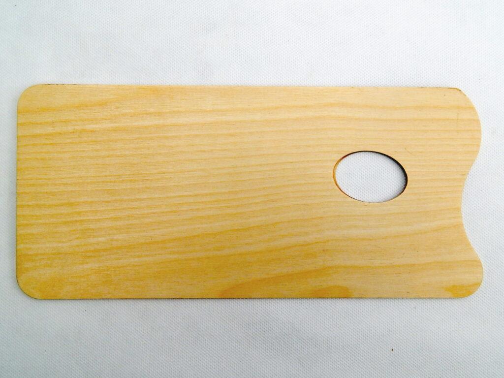 Paleta 161714 dřevěná malá