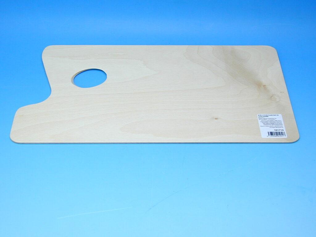 Paleta 161715 dřevěná velká
