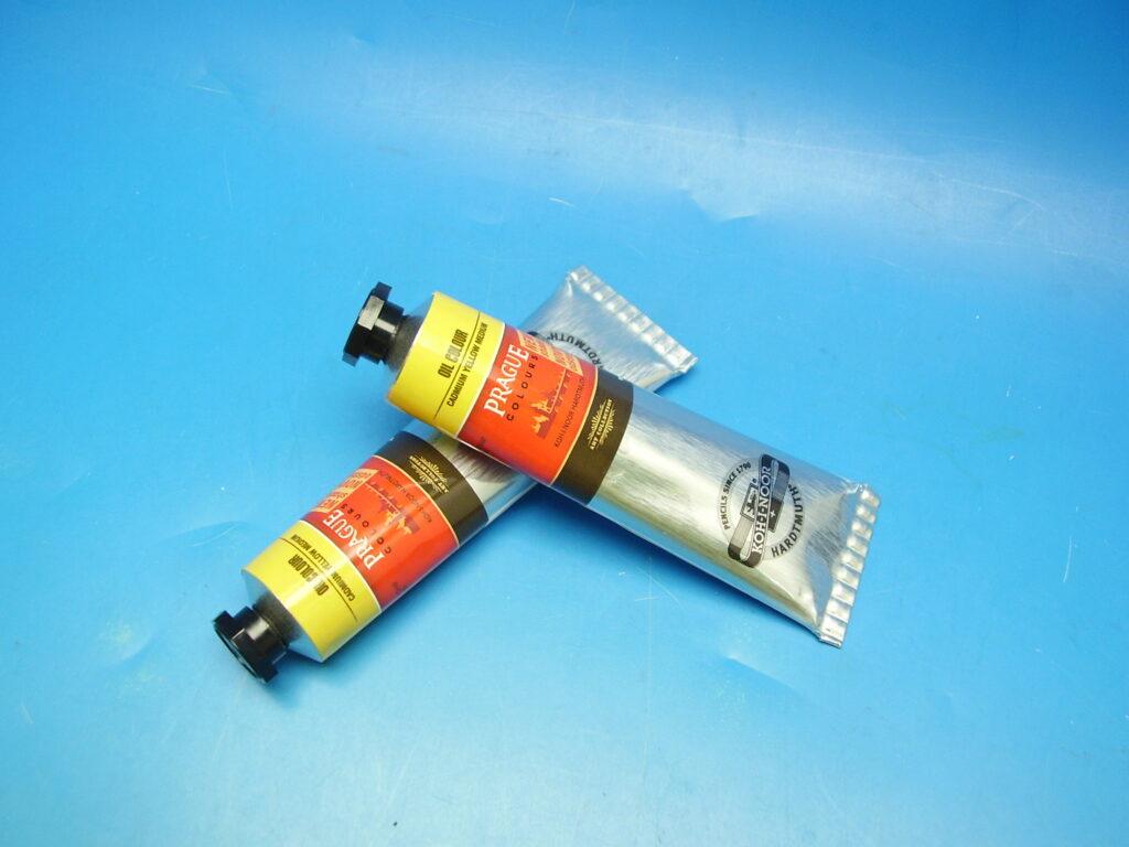 Barva 1617 / 231 40ml olej. žluť kadmiová střední