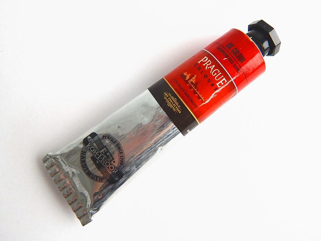 Barva 1617 / 315 40ml olej. červeň kadmiová tmavá