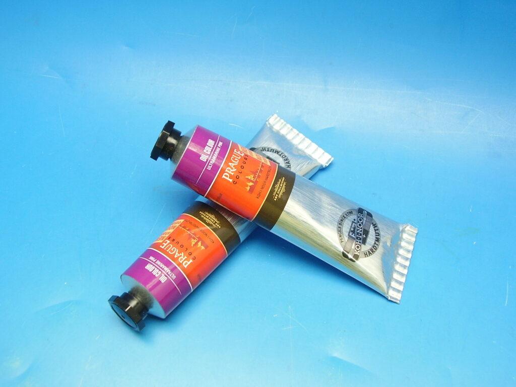 Barva 1617 / 362 40ml olej. růžová ultramarinová