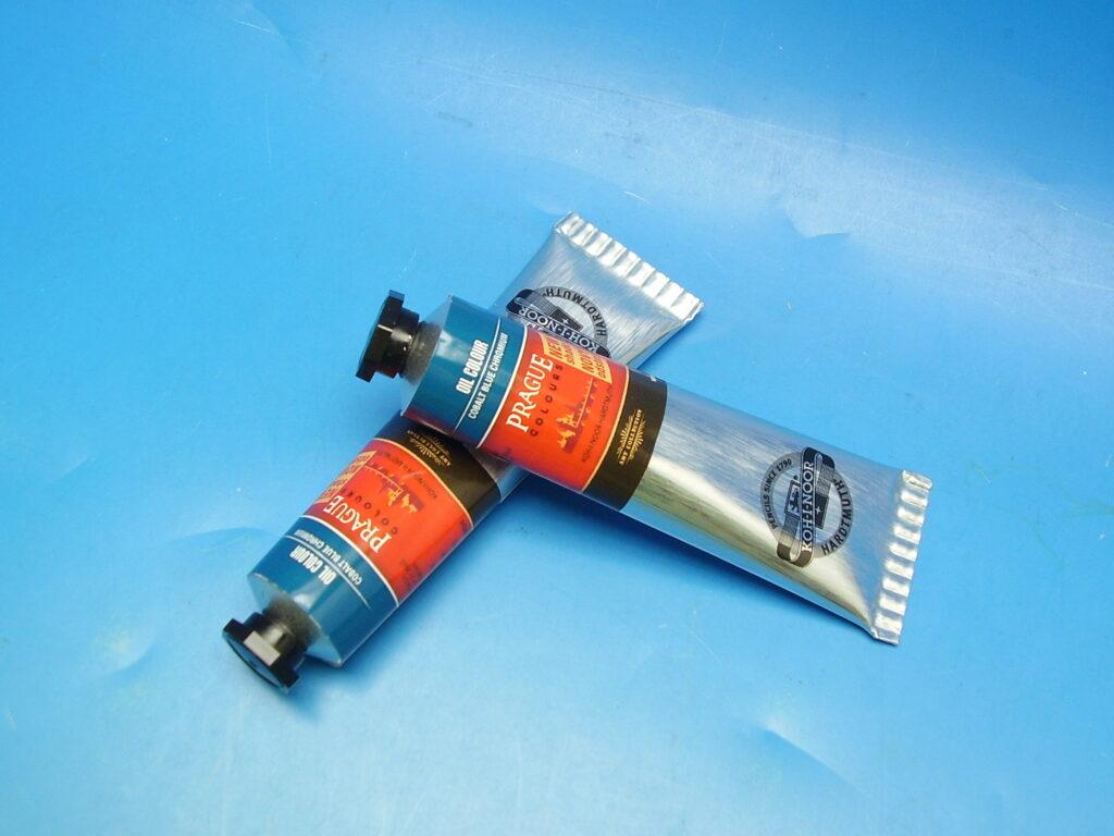 Barva 1617 / 403 40ml olej. modř kobaltová chromová