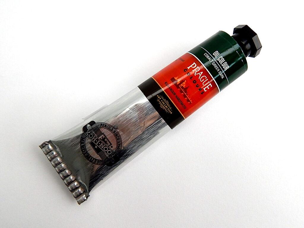 Barva 1617 / 570 40ml olej. zeleň kobaltová tmavá