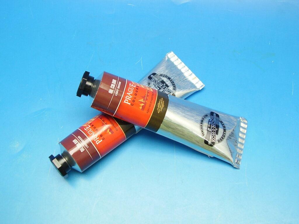 Barva 1617 / 632 40ml olej. hněď světlá