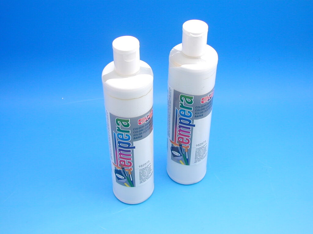 Barva 162573 / 1100 běloba titan 500ml temperová