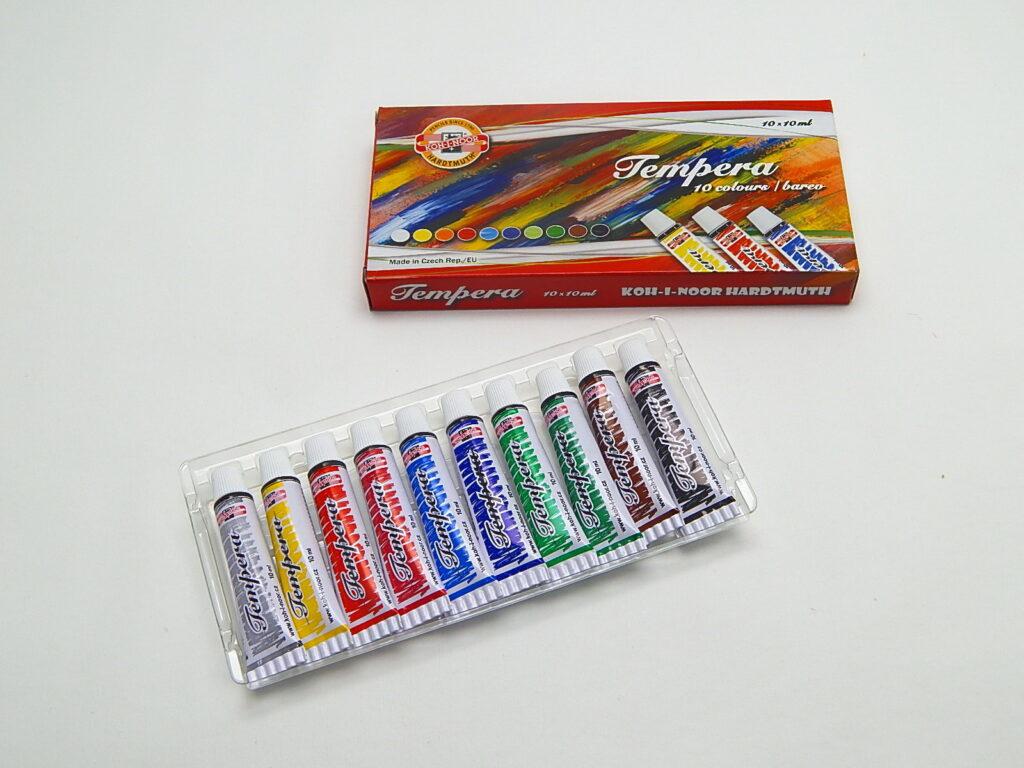 Barvy 01625/10 10ml temperové