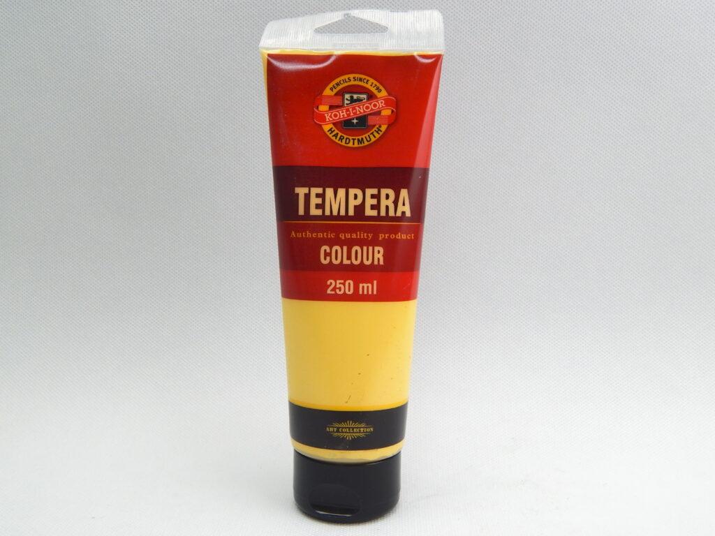 Barva 162797 / 1260 žluť tm.neap.250ml temperov