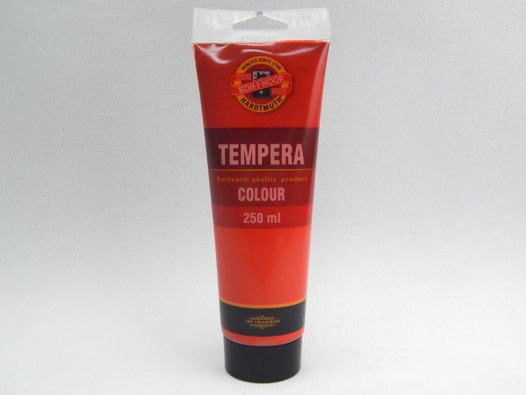 Barva 162799 / 1300 ruměl. červená 250ml tempero