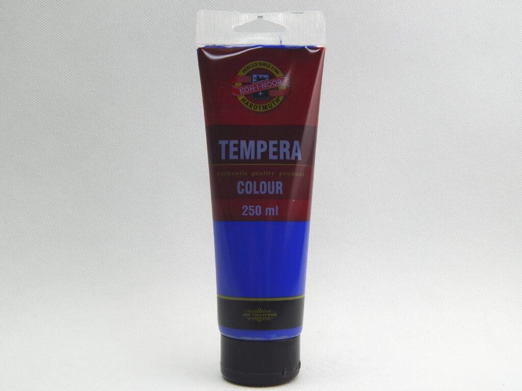 Barva 162806 / 1410 ultramarin 250ml temperová