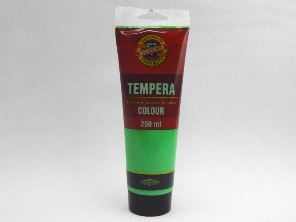 Barva 162810 / 1500 zeleň sv.250ml temperová