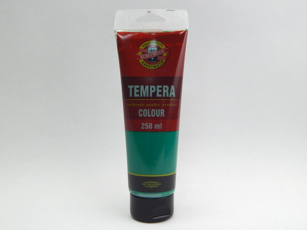 Barva 162811 / 1510 zeleň tm.250ml temperová