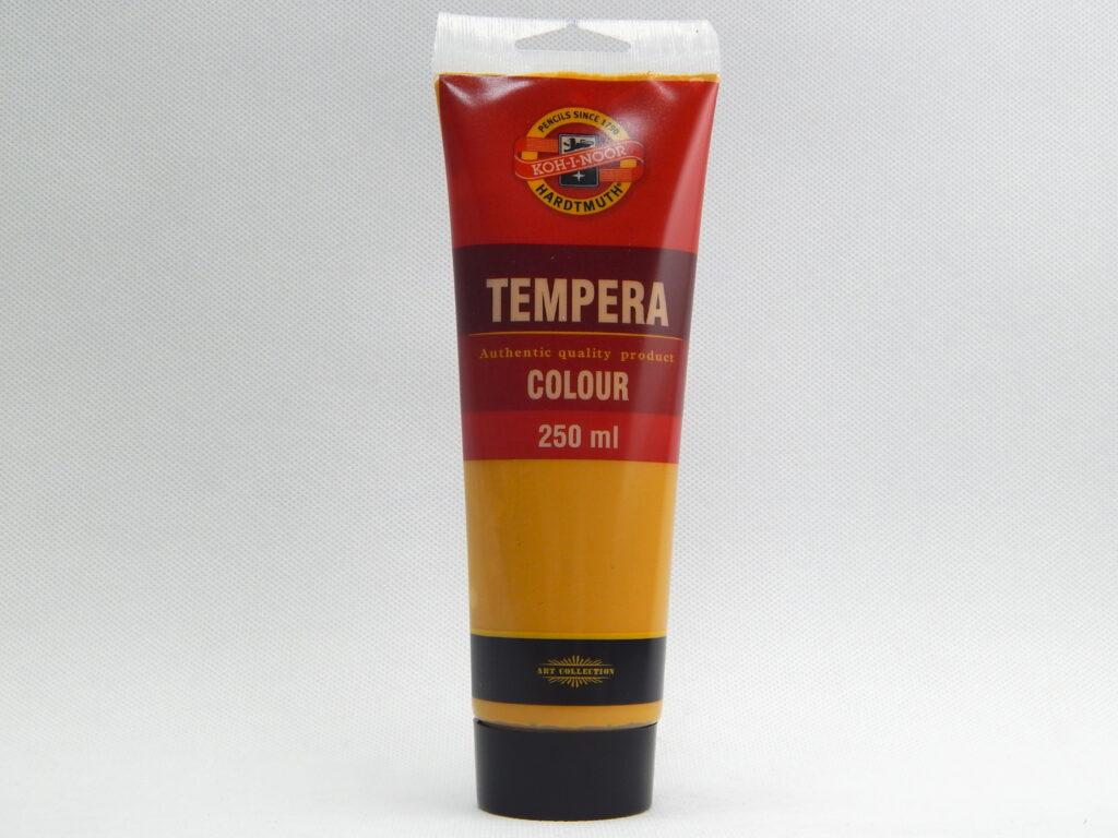 Barva 162814 / 1600 okr 250ml temperová