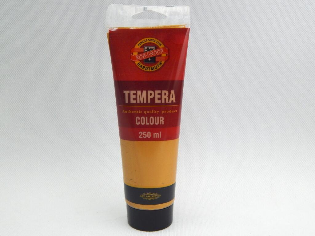 Barva 162822 / 1810 zlatá 250ml temperová