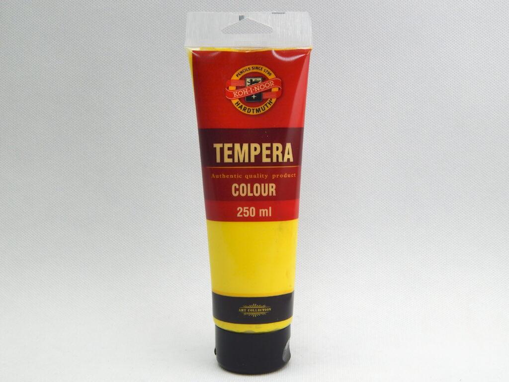 Barva 162823 / 1205 žluť prim 250ml temperová