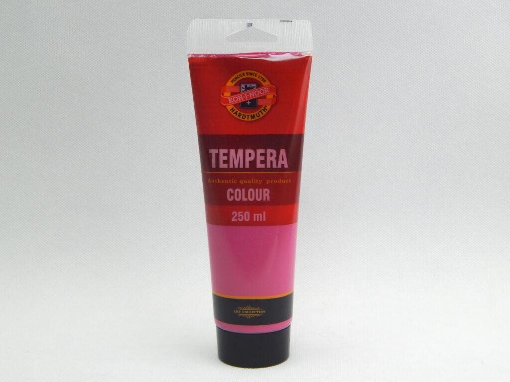 Barva 162824 / 1315 magenta 250ml temperová