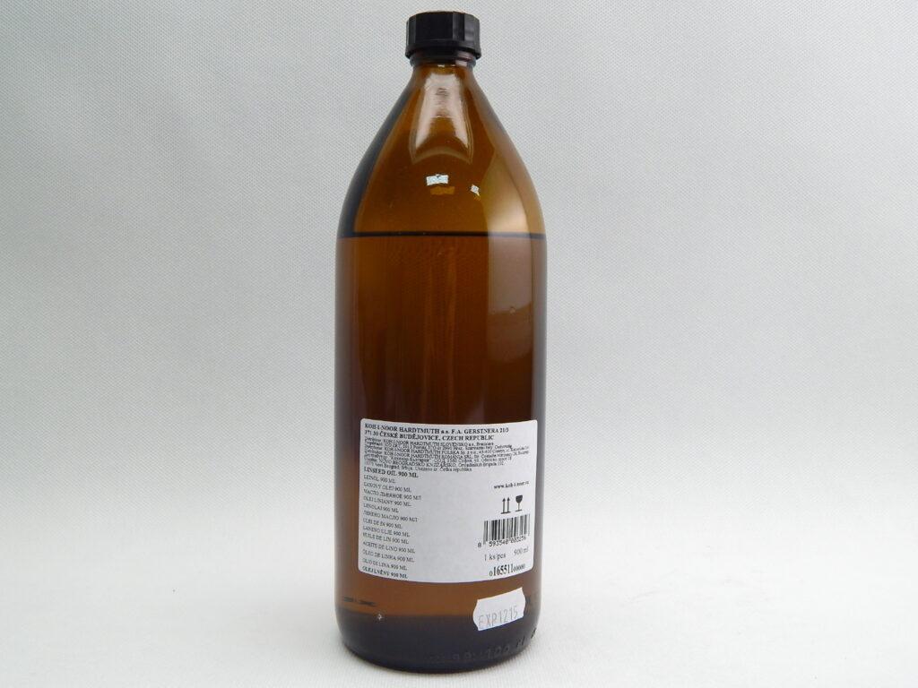 Olej 165511 lněný       900ml
