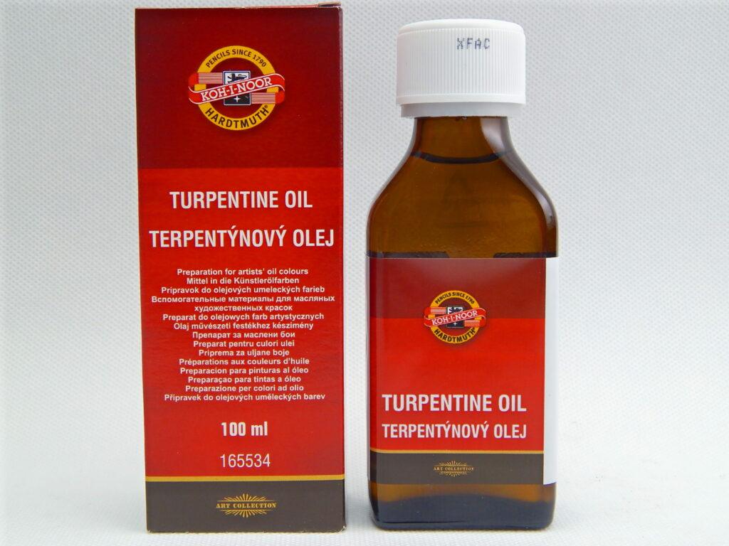 Olej 165534 terpentýnový 100ml