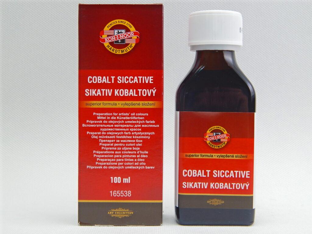 Sikativ 165538 kobaltový 100ml