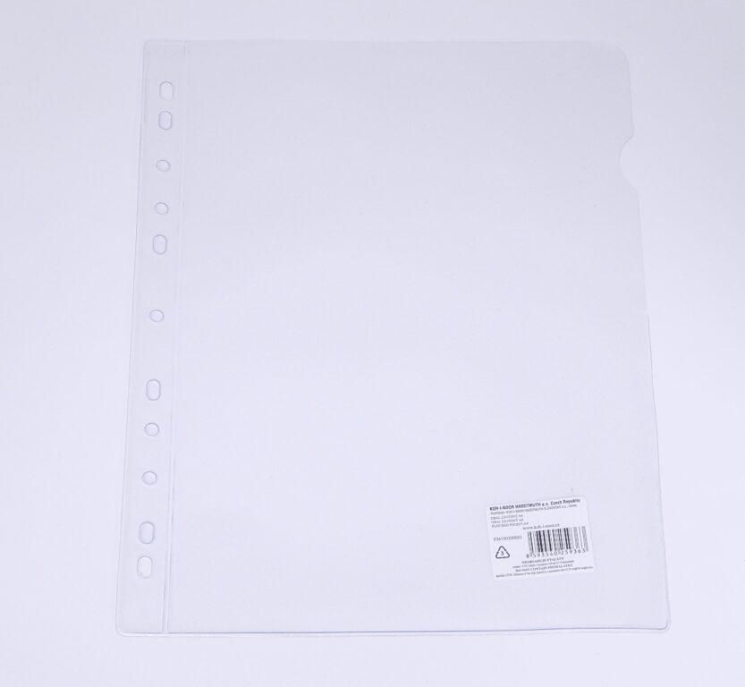 Obal 361002 A4 závěsný, PVC, bezftalátový