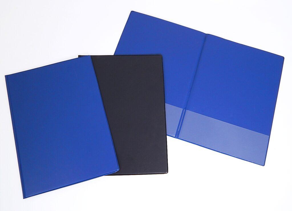 desky A4 s vodorovnými záložkami