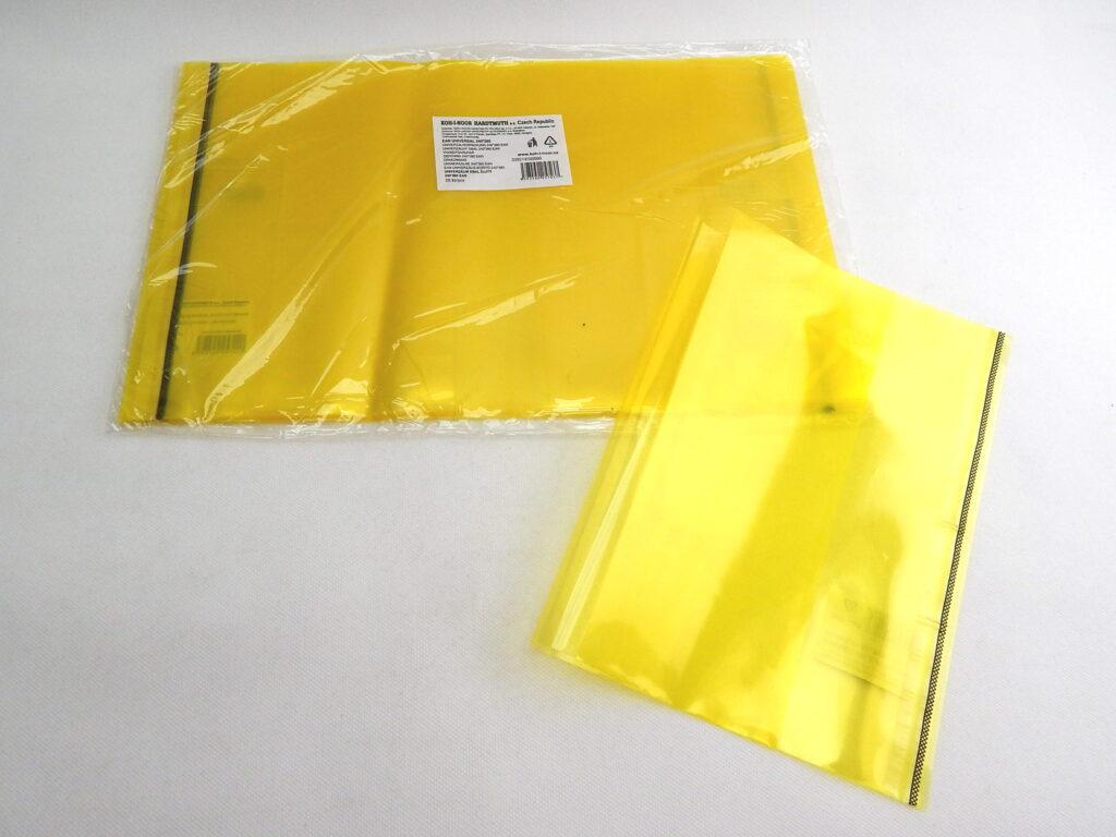 Obal 392142 univerzální 240x380 žlutý