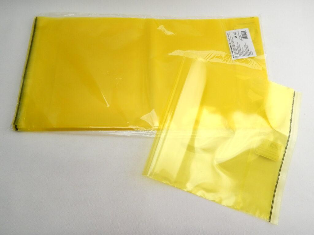 Obal 392144 univerzální 270x540 žlutý