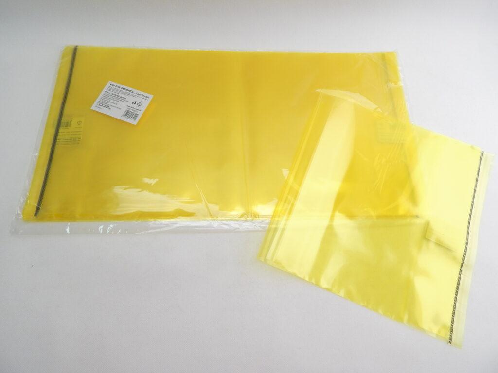 Obal 392145 univerzální 280x540 žlutý