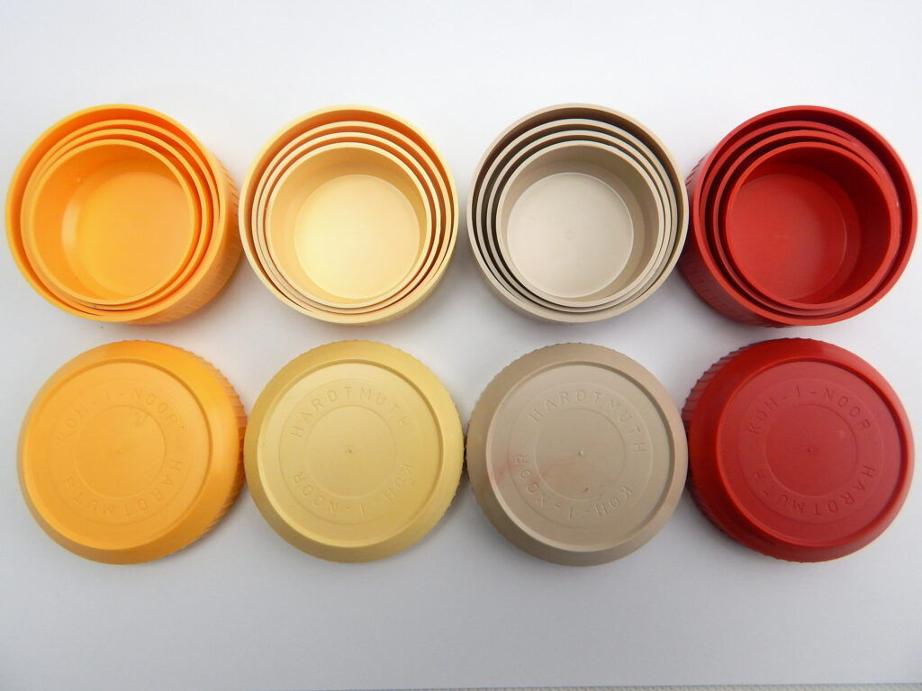 Kalíšky 524973 na vodové barvy