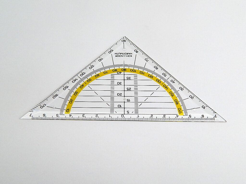 Trojúhelník 703031 45/113 čirý