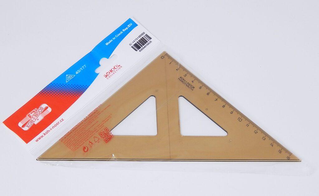Trojúhelník 744151 45/177 kouř.s kol.