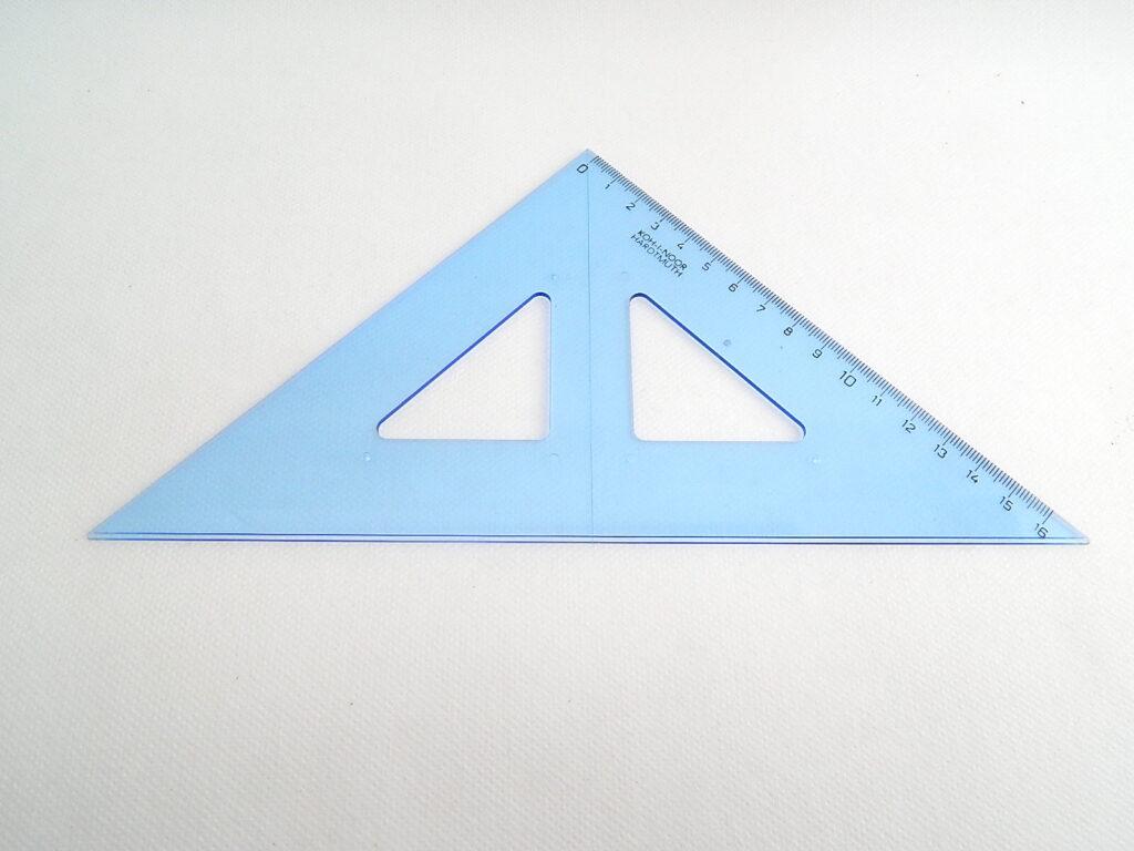 Trojúhelník 744154 MOD 45/177 bar.s kol.