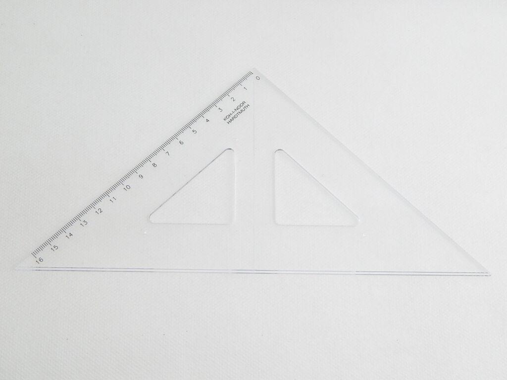 trojúhelník 744157 45/177 KTR pro leváky