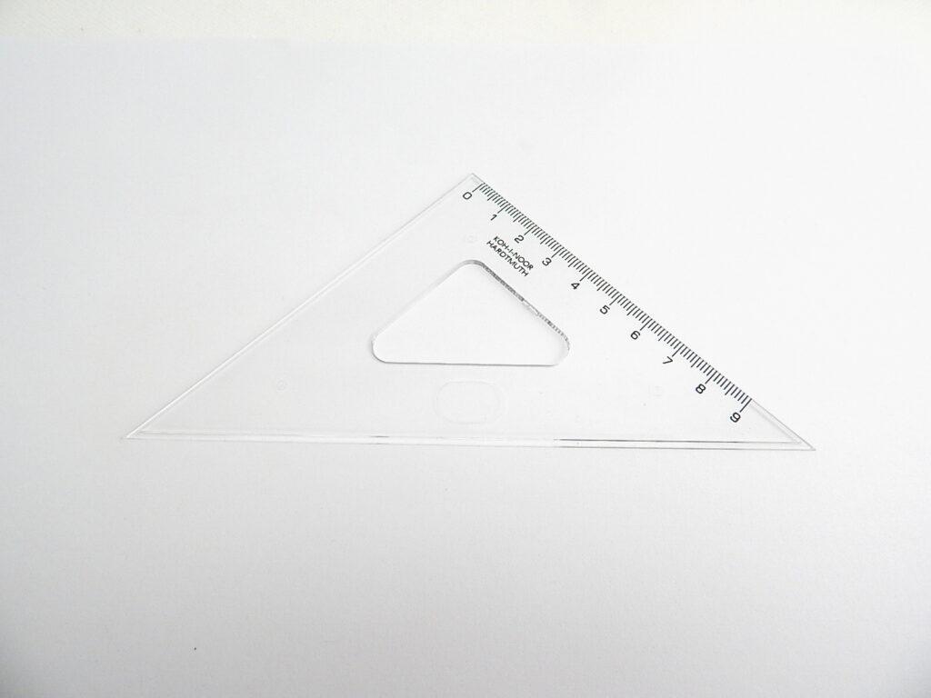 Trojúhelník 745398 45/113 čirý