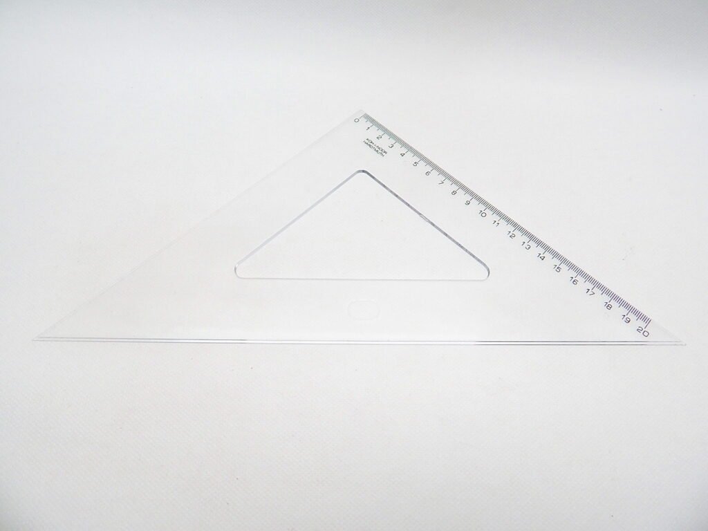 Trojúhelník 745598 45/226 čirý
