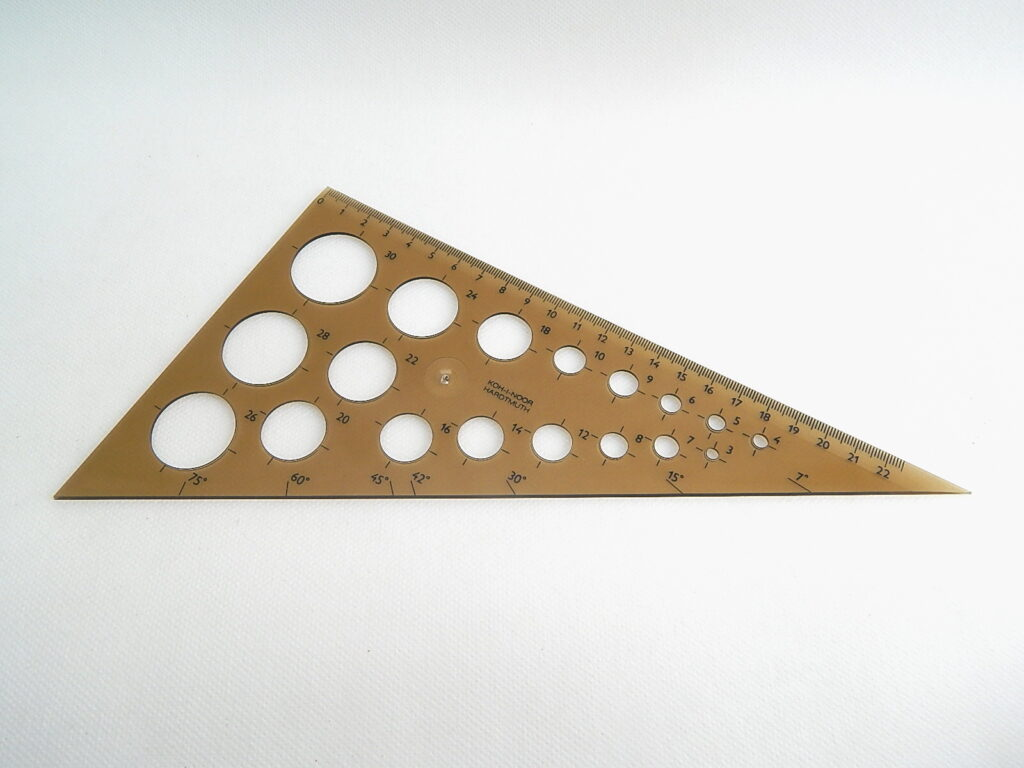 Trojúhelník 745920 60/250 kouřový