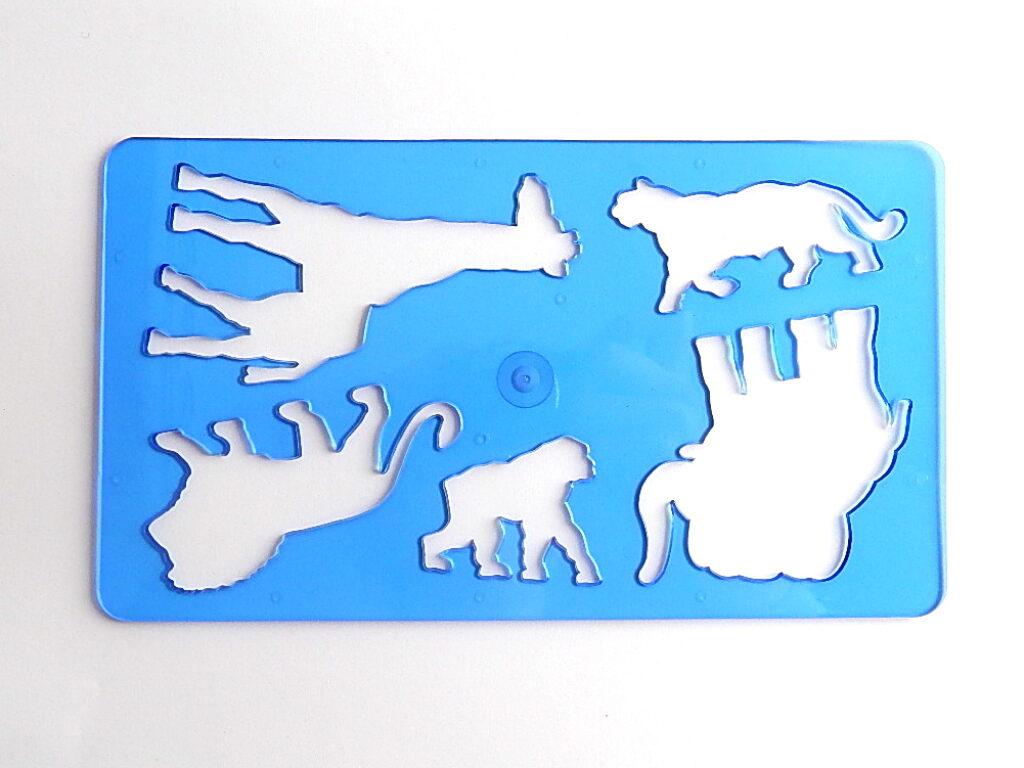 Šablona 749060 zvířata IV.MOD