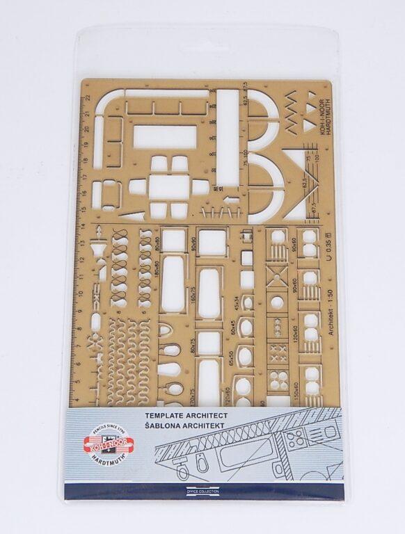 šablona architekt 07492 kouřová