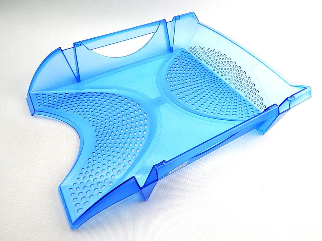 Zásuvka plast.754142 MOD transpar.