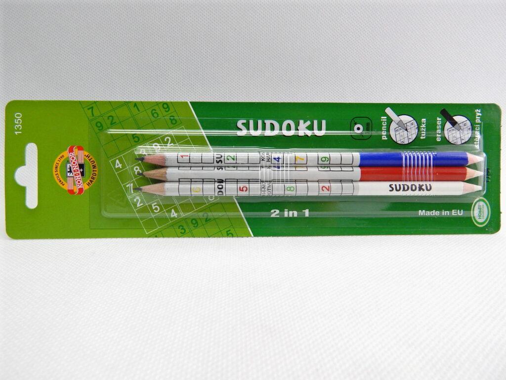 tužka SUDOKU 1350 na blistru