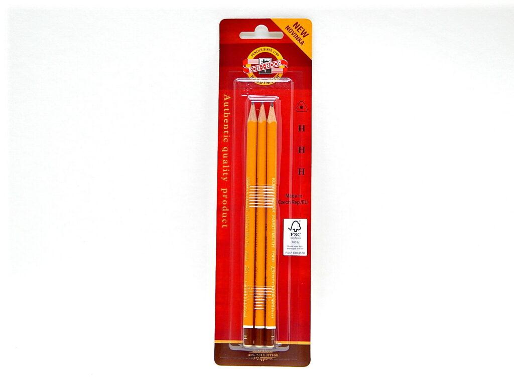 Tužka grafit.trojhranné 1580  H FSC