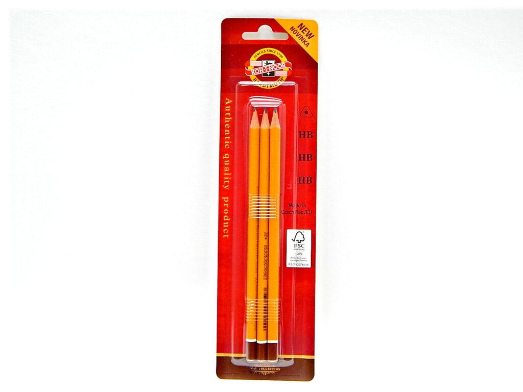 Tužka grafit.trojhranné 1580  HB FSC