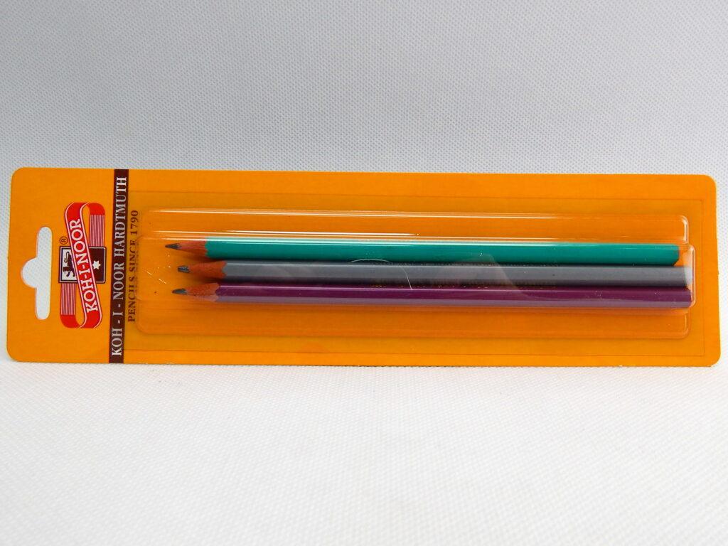 tužka grafitová 3 ks 1697