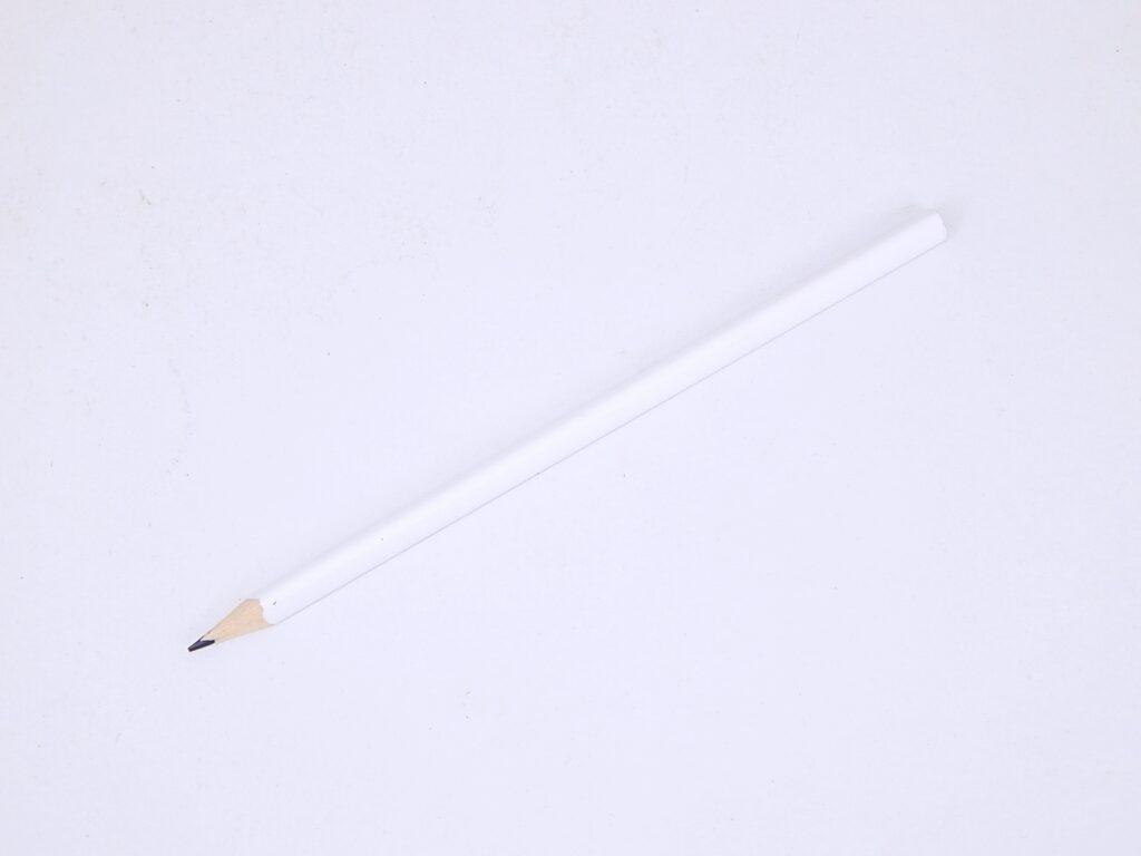 Tužka 1800 č.2 AVIATOR bílý lak