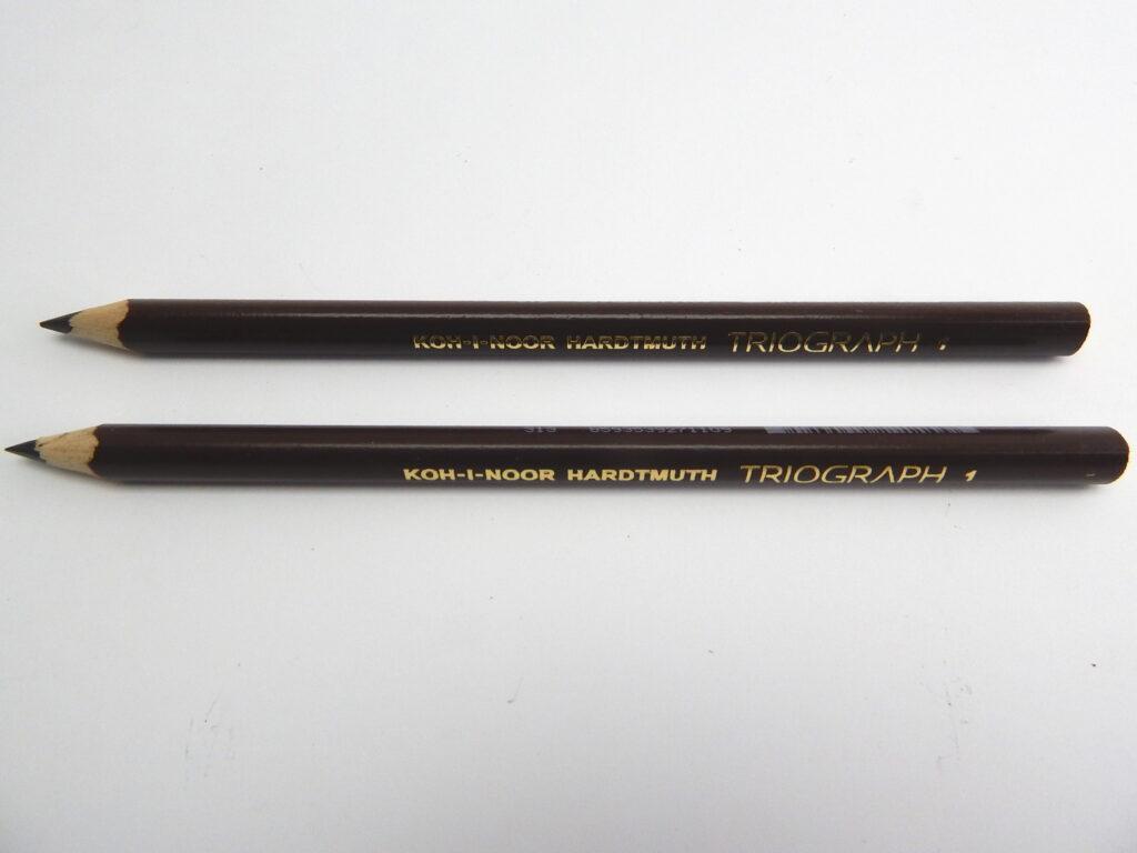 Tužka trojhranná 1870 č.1 TR9 grafitová