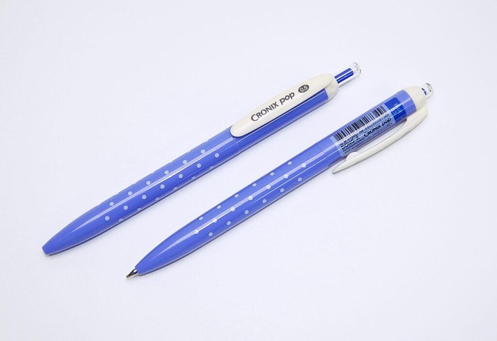 Pero gelové DONG-A Cronix pop modré, 0,7
