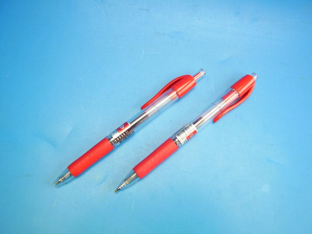 Pero gelové U-Knock červená 0,5 (propiska)