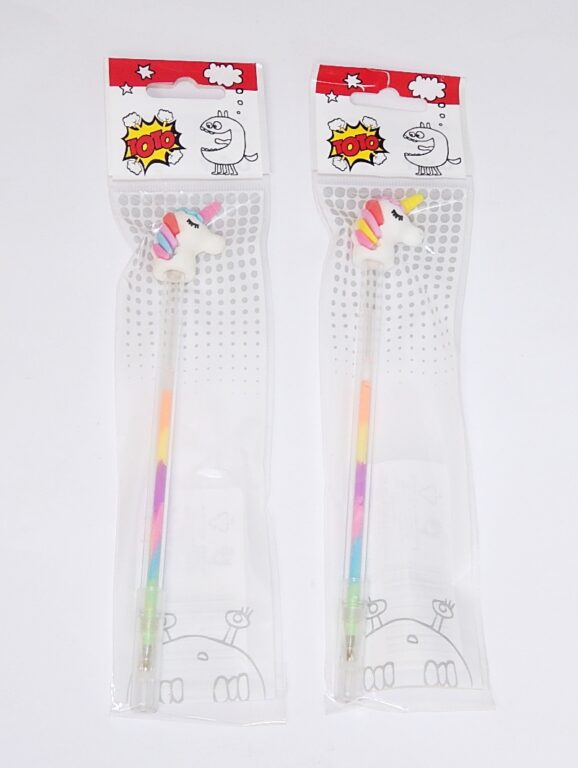 Pero gelové Jednorožec / 003105