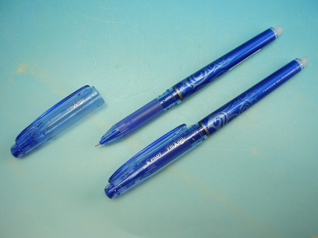 Frixion Point roller modrý  2058-003
