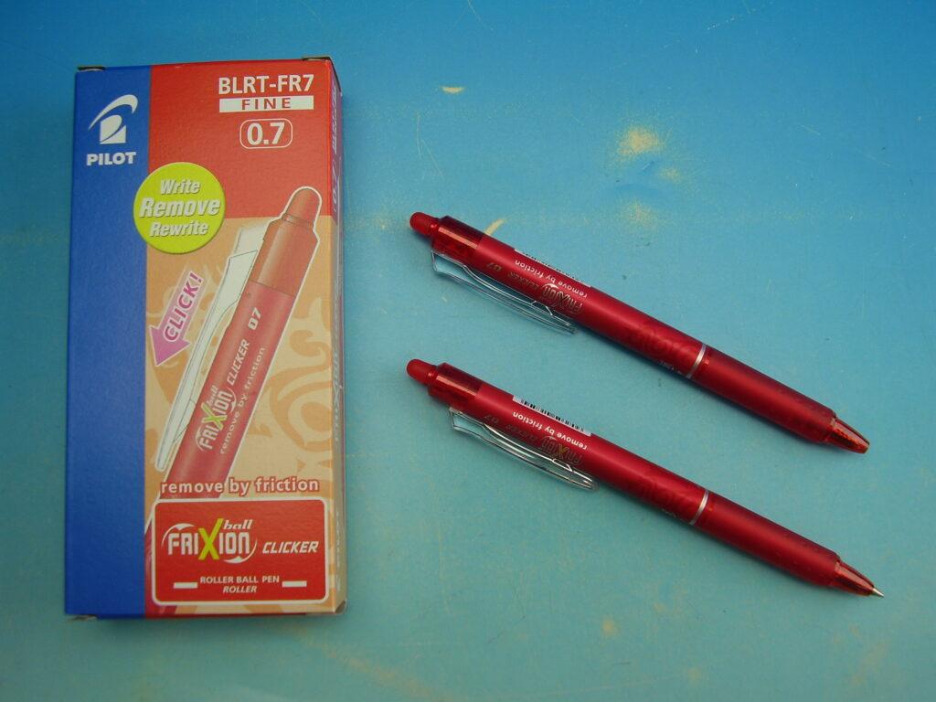 Frixion Clicker roller červený 2061-002