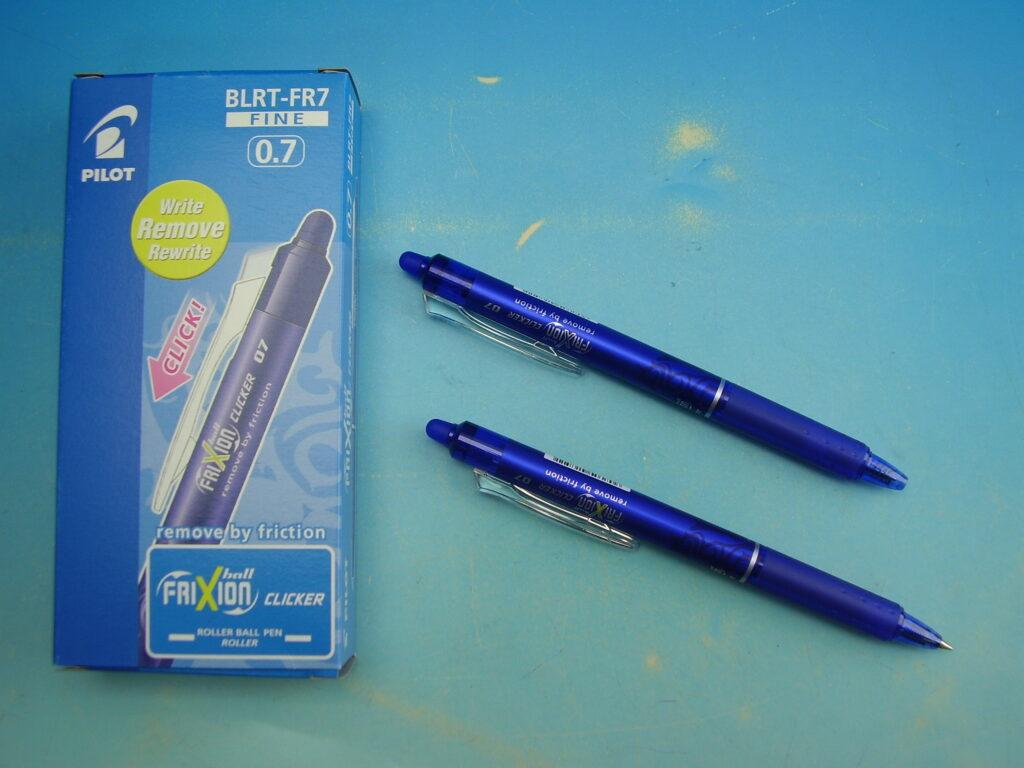 Frixion Clicker roller modrý 2061-003